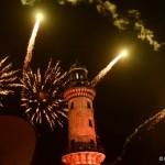 Leuchtturm in Flammen 2014