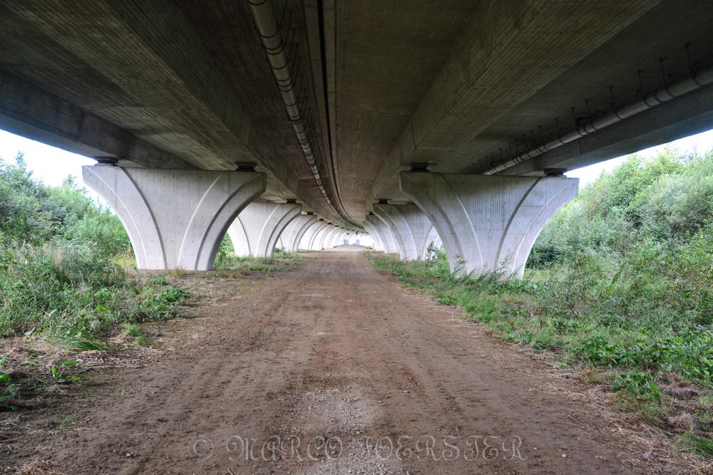 A20 Brücke bei Tessin