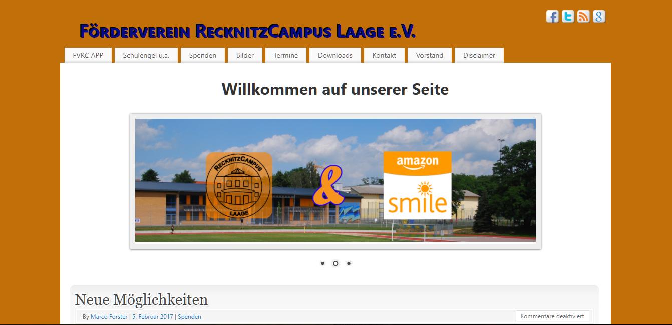 Förderverein RecknitzCampus Laage